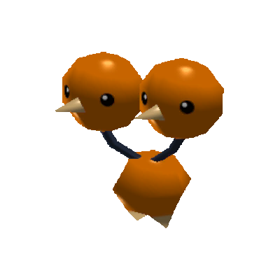 Sprite de Doduo - Pokémon Rumble Rush