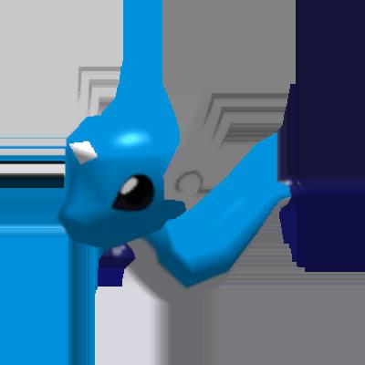Sprite de Draco - Pokémon Rumble Rush