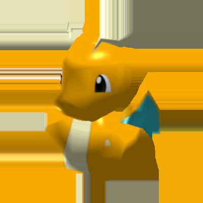 Sprite de Dracolosse - Pokémon Rumble Rush