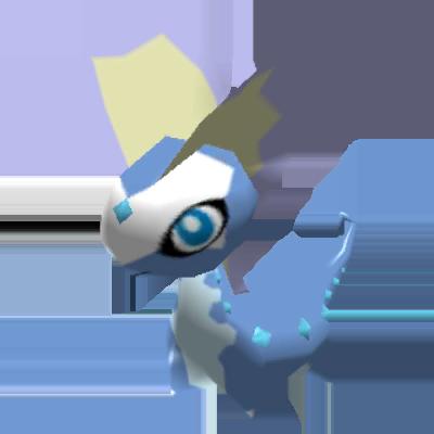 Fiche Pokédex de Dragmara Pokémon Rumble Rush