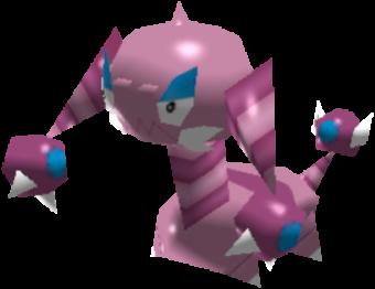 Sprite de Drascore - Pokémon Rumble Rush