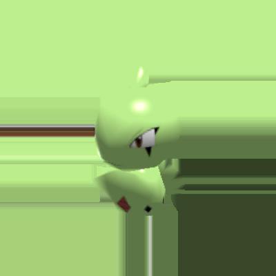 Sprite de Embrylex - Pokémon Rumble Rush