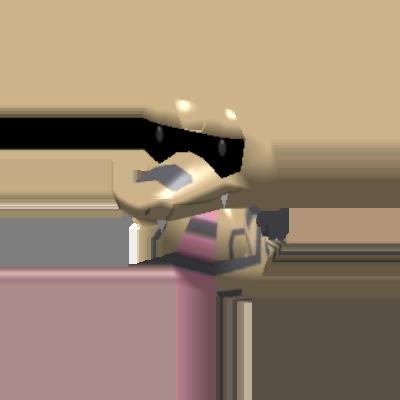 Fiche Pokédex de Escroco Pokémon Rumble Rush
