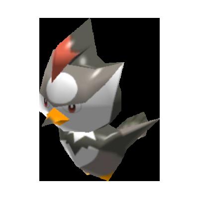 Sprite de Étouraptor - Pokémon Rumble Rush