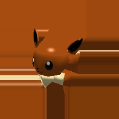 Sprite de Évoli - Pokémon Rumble Rush