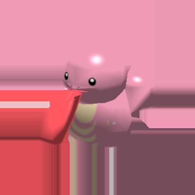 Sprite de Excelangue - Pokémon Rumble Rush