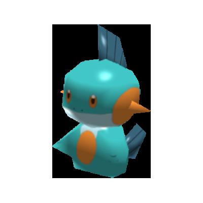 Sprite de Flobio - Pokémon Rumble Rush