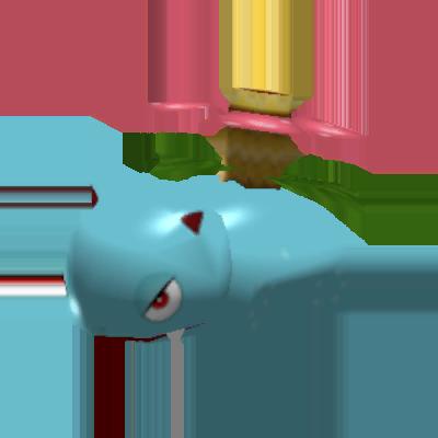 Sprite de Florizarre - Pokémon Rumble Rush