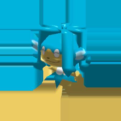 Sprite de Flotoutan - Pokémon Rumble Rush