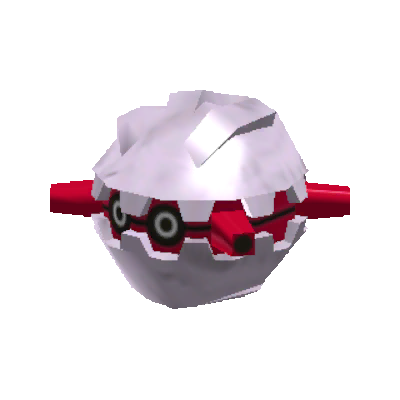 Sprite de Foretress - Pokémon Rumble Rush