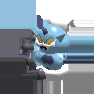Fiche Pokédex de Fulguris (Avatar) Pokémon Rumble Rush