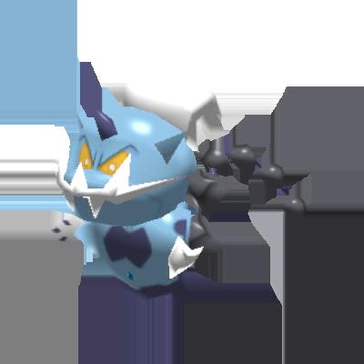 Fiche Pokédex de Fulguris (Totémique) Pokémon Rumble Rush
