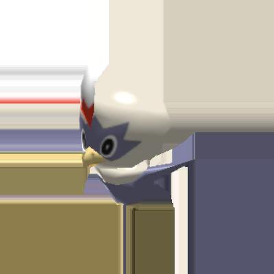 Fiche Pokédex de Furaiglon Pokémon Rumble Rush