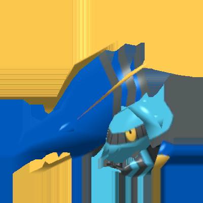 Fiche Pokédex de Gamblast Pokémon Rumble Rush