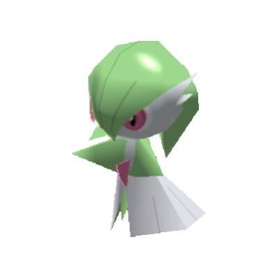 Pokémon gardevoir Pokémon Rumble Rush