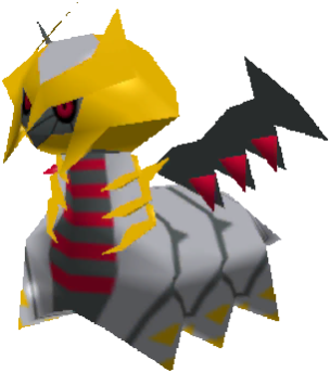 Sprite de Giratina (Alternative) - Pokémon Rumble Rush