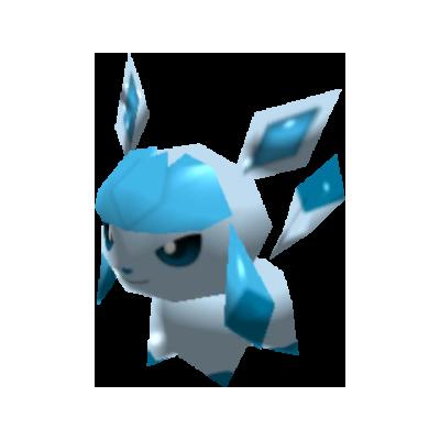 Sprite de Givrali - Pokémon Rumble Rush