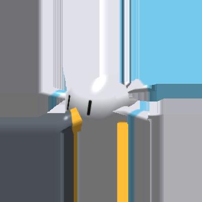 Sprite de Goélise - Pokémon Rumble Rush