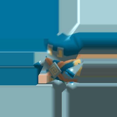 Sprite de Gringolem - Pokémon Rumble Rush