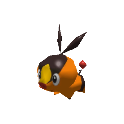 Sprite de Gruikui - Pokémon Rumble Rush