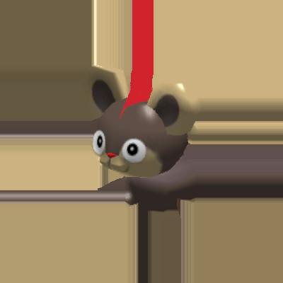 Sprite de Hélionceau - Pokémon Rumble Rush