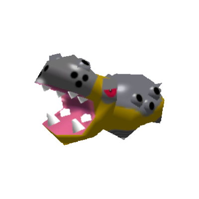 Sprite de Hippodocus - Pokémon Rumble Rush