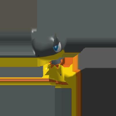 Fiche Pokédex de Iguolta Pokémon Rumble Rush