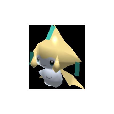 Sprite de Jirachi - Pokémon Rumble Rush