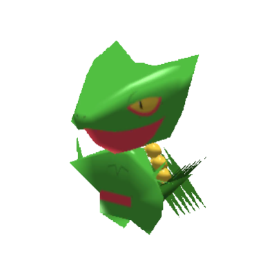 Sprite de Jungko - Pokémon Rumble Rush
