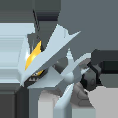 Sprite de Kyurem Blanc - Pokémon Rumble Rush