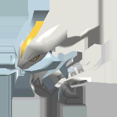 Sprite de Kyurem Noir - Pokémon Rumble Rush