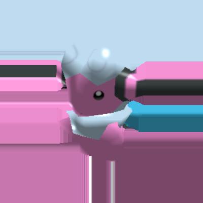 Sprite de Lainergie - Pokémon Rumble Rush