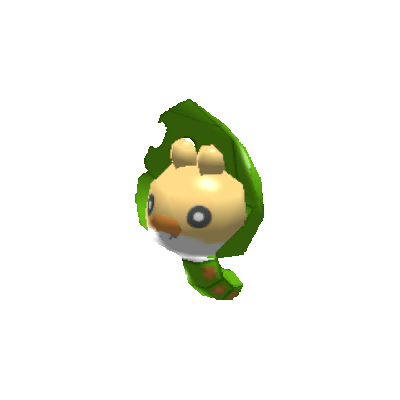 Sprite de Larveyette - Pokémon Rumble Rush