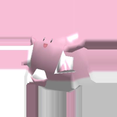 Sprite de Leuphorie - Pokémon Rumble Rush