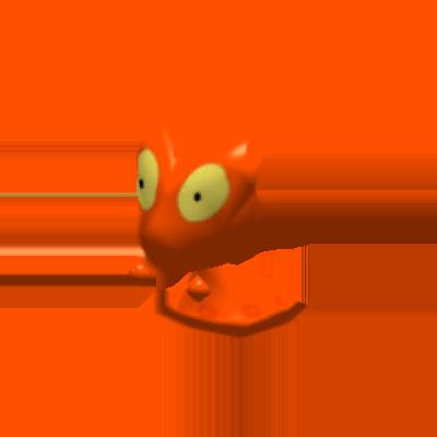 Sprite de Limagma - Pokémon Rumble Rush
