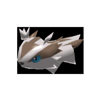 Sprite de Linéon - Pokémon Rumble Rush