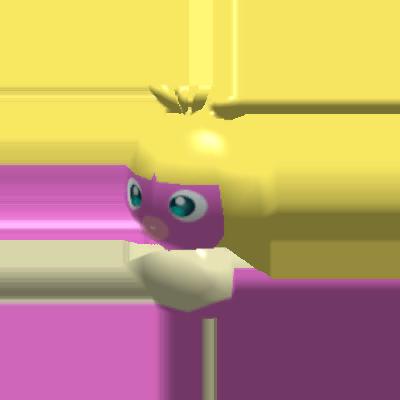 Sprite de Lippouti - Pokémon Rumble Rush