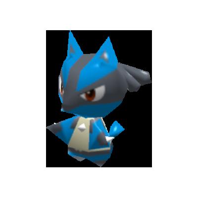 Pokémon lucario Pokémon Rumble Rush