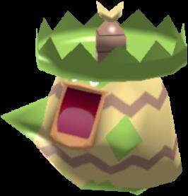 Sprite de Ludicolo - Pokémon Rumble Rush