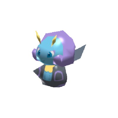 Sprite de Lumivole - Pokémon Rumble Rush