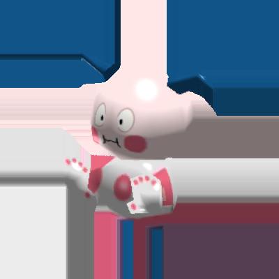 Sprite de M. Mime - Pokémon Rumble Rush