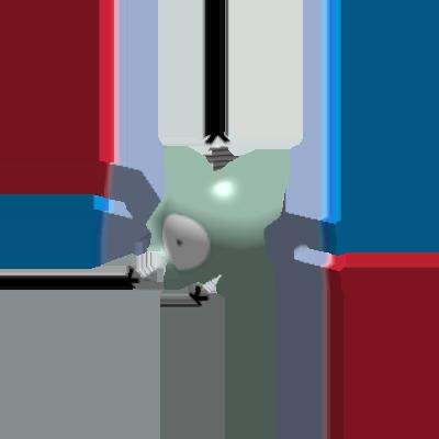 Sprite de Magnéti - Pokémon Rumble Rush