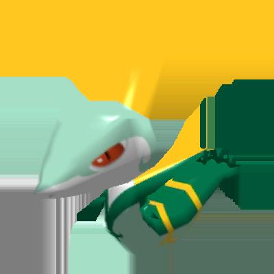 Sprite de Majaspic - Pokémon Rumble Rush