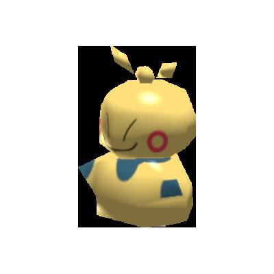 Sprite de Makuhita - Pokémon Rumble Rush