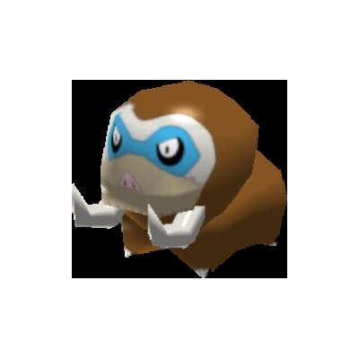 Sprite de Mammochon - Pokémon Rumble Rush