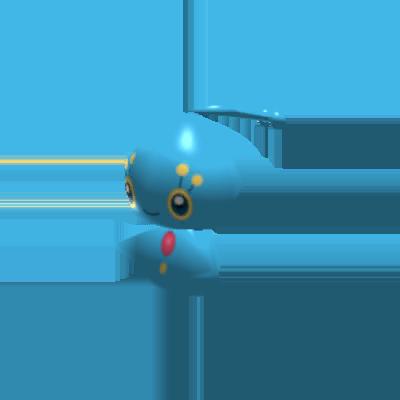 Sprite de Manaphy - Pokémon Rumble Rush