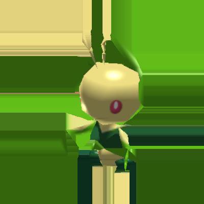 Sprite de Manternel - Pokémon Rumble Rush