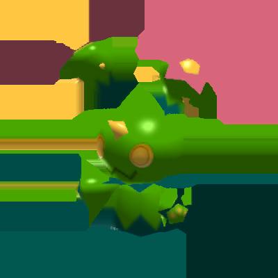 Fiche Pokédex de Maracachi Pokémon Rumble Rush
