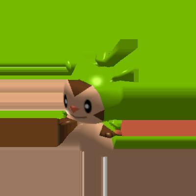 Fiche Pokédex de Marisson Pokémon Rumble Rush