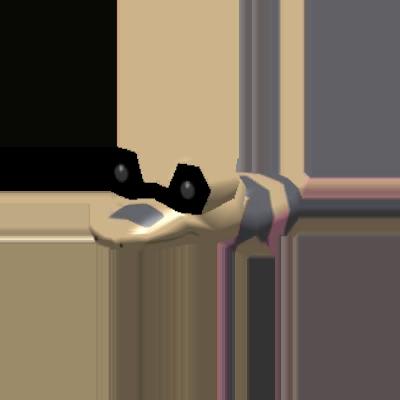 Sprite de Mascaïman - Pokémon Rumble Rush
